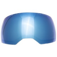Paintball Maskenglas Empire EVS Thermal blau verspiegelt