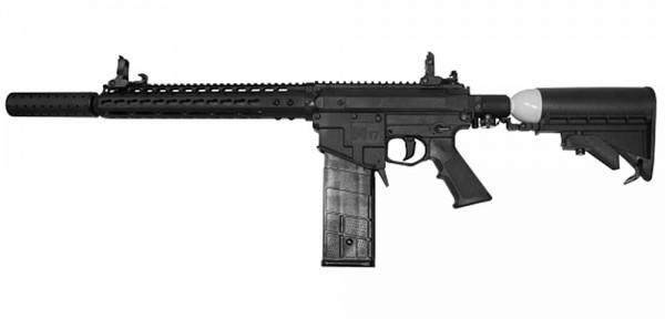 Paintball Markierer Milsig M17 MagFed A2 Predator (custom)