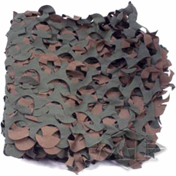 Buddha Tarnnetz, Typ Leaf, 3 Meter x 2,4 Meter