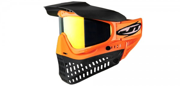 Paintball Maske JT Proflex Spectra Thermal LE orange/black mit Prizm 2.0 Lava Glas