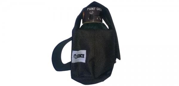 Enola Gaye Granatentasche für Field Paintgranaten - schwarz