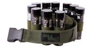 Enola Gaye Gürtel für Rauchgranaten - oliv