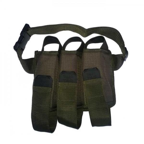 Valken V-Tac Battlepack 3-Pot oliv