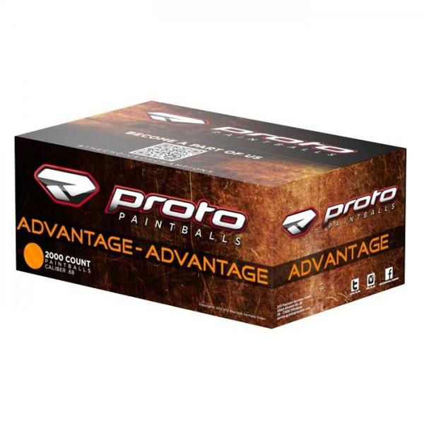 Proto Advantage Paintballs