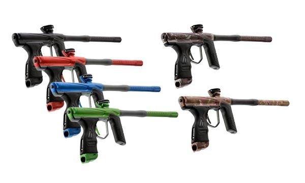 Dye DSR Paintball Markierer - alle Farben