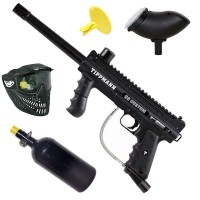 Tippmann 98 Custom Platinum Basic HP Paintball Set