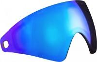 Paintball Maskenglas Virtue VIO Thermal Chromatic Ice blau