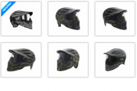 JT Flex 8 Spectra Paintball Maske