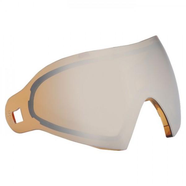 Dye I4 / I5 Ersatzglas Thermal orange/silver
