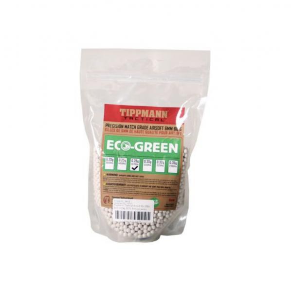 Tippmann ECO Green BBs Softair Kugeln 6mm