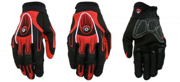 Smart Parts Exoskin Gloves rot