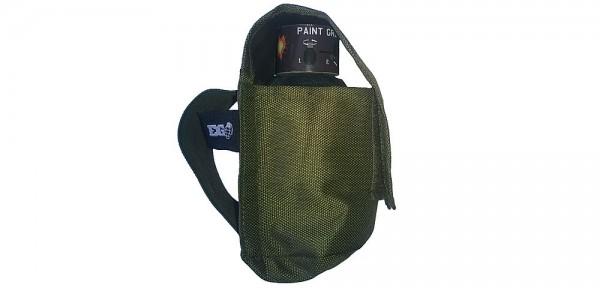 Enola Gaye Granatentasche für Field Paintgranaten - oliv
