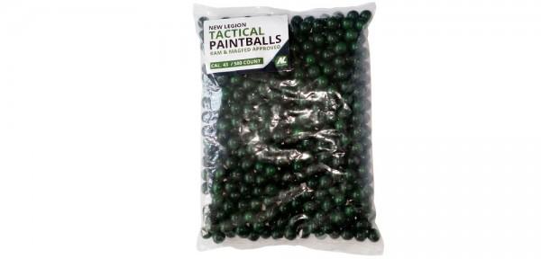 RAM Paintballs cal.43 grün ab 500 Stk