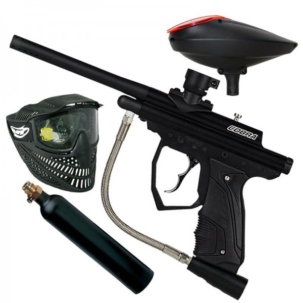 Valken Cobra cal.50 Paintball Set