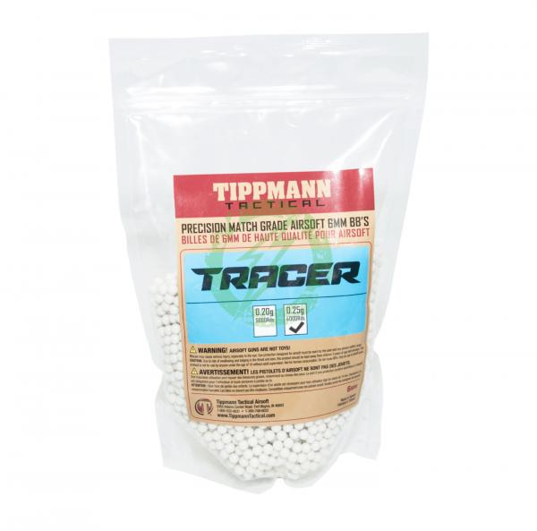 Tippmann ECO Tracer BBs Softair Kugeln 6mm