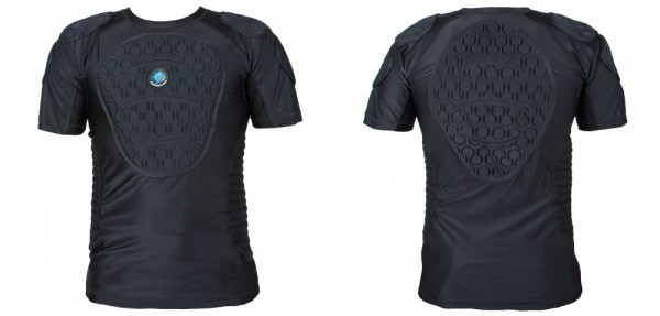 Protector Shirt schwarz