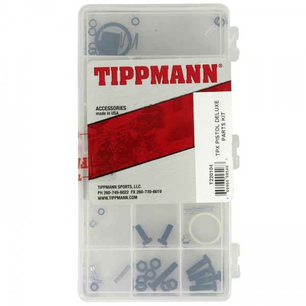 Tippmann TiPX Pistol Deluxe Parts Kit Ersatzteilset