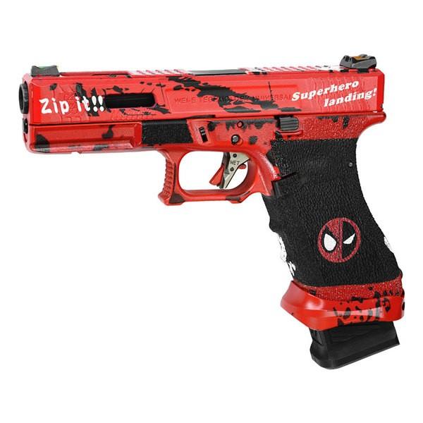 Deadpool DP17 Generation 2 Airsoftpistole