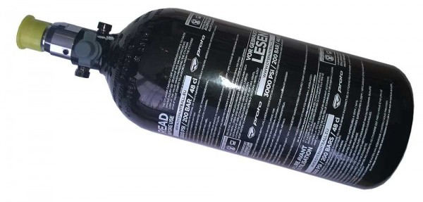 Proto 0,8 Liter HP System 200bar