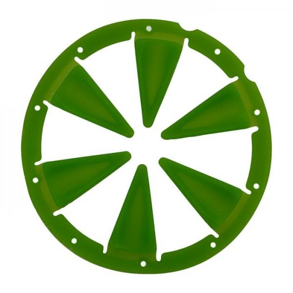 xLin Dye Rotor R1 / LT-R Feedgate - grün