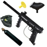 Tippmann 98 Custom Platinum Basic Paintball Set