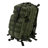 GXG Mini Tactical Backpacker / Rucksack - oliv