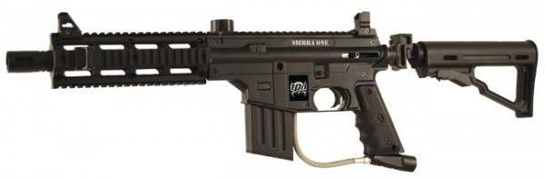 Tippmann Sierra One Tactical Edition schwarz Paintball Markierer