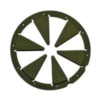 Exalt Dye Rotor R1 / LT-R Feedgate oliv