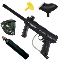 Tippmann 98 Custom Platinum ACT Paintball Set
