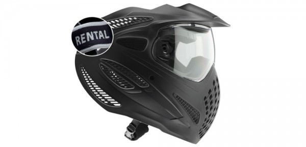 Paintball Maske Dye Rental SE Thermal