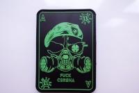 AREA13 F*CK Corona Patch