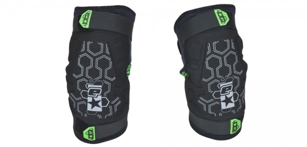 Planet Eclipse Overload Knee Pads schwarz