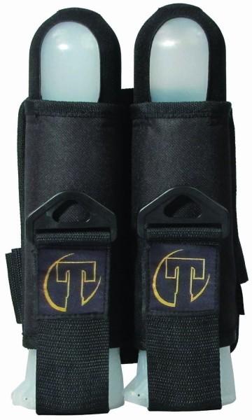 2 Pot Tasche NXe/Tippmann schwarz unisize