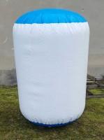 Sub Air Paintball Feld Deckung Bunker grau/blau