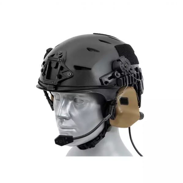 M32H Funk Aktiv Gehörschutz Headset für EFX Helme