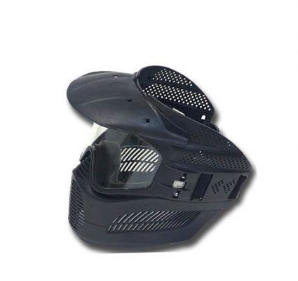 GXG Paintball Maske schwarz