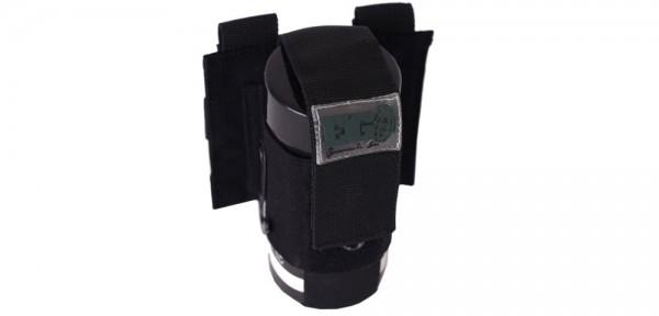 Enola Gaye Granatentasche für EG18 Rauchgranaten - schwarz