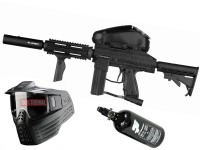 Tippmann Stryker AR1 Elite .68 Cal schwarz, 0,8l HP, Vforce Sentry thermal