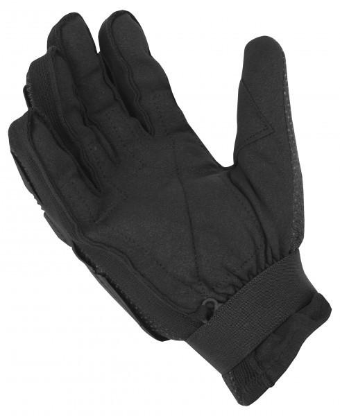 Paintball Handschuhe Protoyz Vollfinger schwarz, Paar