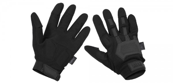 """Tactical Handschuhe """"Action"""" - schwarz"""