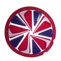 Exalt Dye Rotor R1 / LT-R Fast Feed - rot / weiß / blau