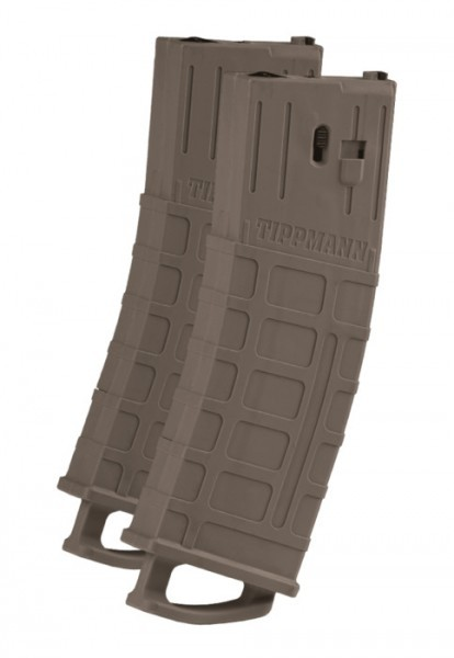 Ersatzmagazin Tippmann TMC, 20 Schuss, doppelpack