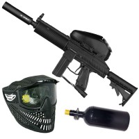 Tippmann Stryker MP2 Elite HP Paintball Set