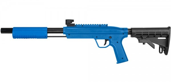 Valken Kids Markierer Tactical Gotcha Gun / Shotgun cal. 50 (0.5 J) - blue