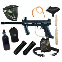 Tippmann 98 Custom PS Rental MEGA HP Paintball Set