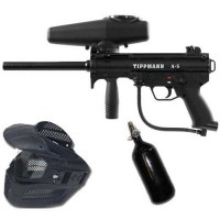 Tippmann A5 HP Paintball Set