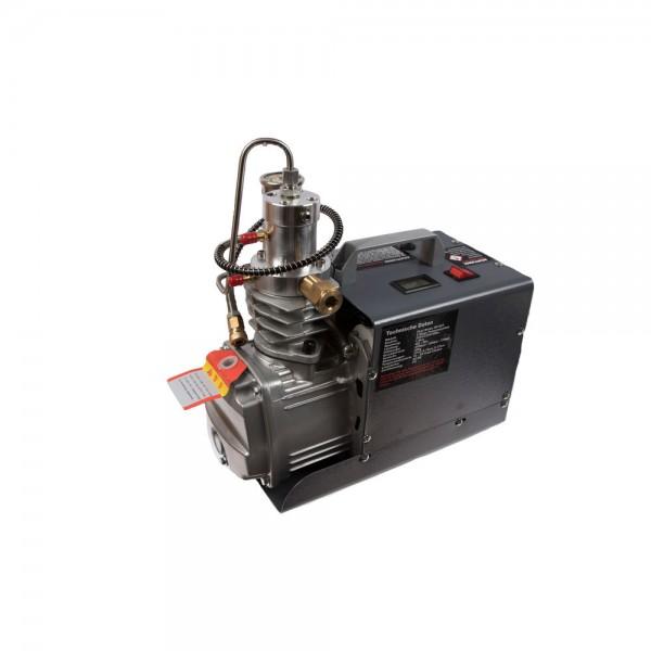 First Strike Pressluft Kompressor MINI - ohne Auto Stop - 300 Bar