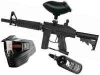 Tippmann Stryker XR1 .68 Cal schwarz, Vforce Sentry thermal, Munbox