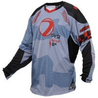 Dye C14 Paintball Jersey Bomber Blue Red