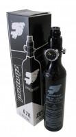 HP System 200 Bar Protoyz mit Protoyz Regulator und 0,21l Alu Flasche, PI zertifiziert